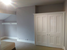 Grey paint options Wilmslow
