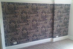 wall papering Middlewich