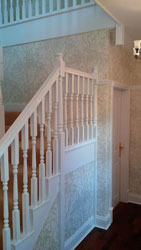 Wallpapering Bramhall