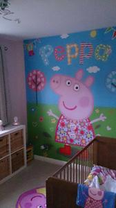 Girls Bedroom Ideas Alderley Edge