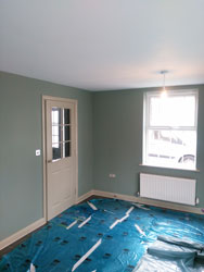 Paint colour advice Alderley Edge