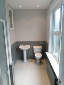 Bathroom Paint Options Wilmslow