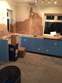 New Kitchen Cheshire